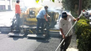 City Service Paving Employees
